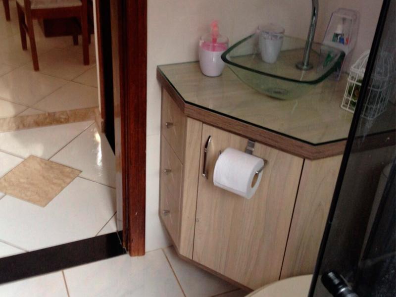 Armário banheiro – apartamento  EZ -> Armario De Banheiro Canto